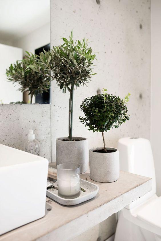 Une salle de bain nature pour 2016