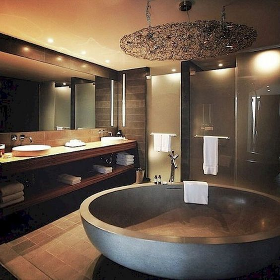 De luxe et de rêve : des salles de bains qui font tourner la ...