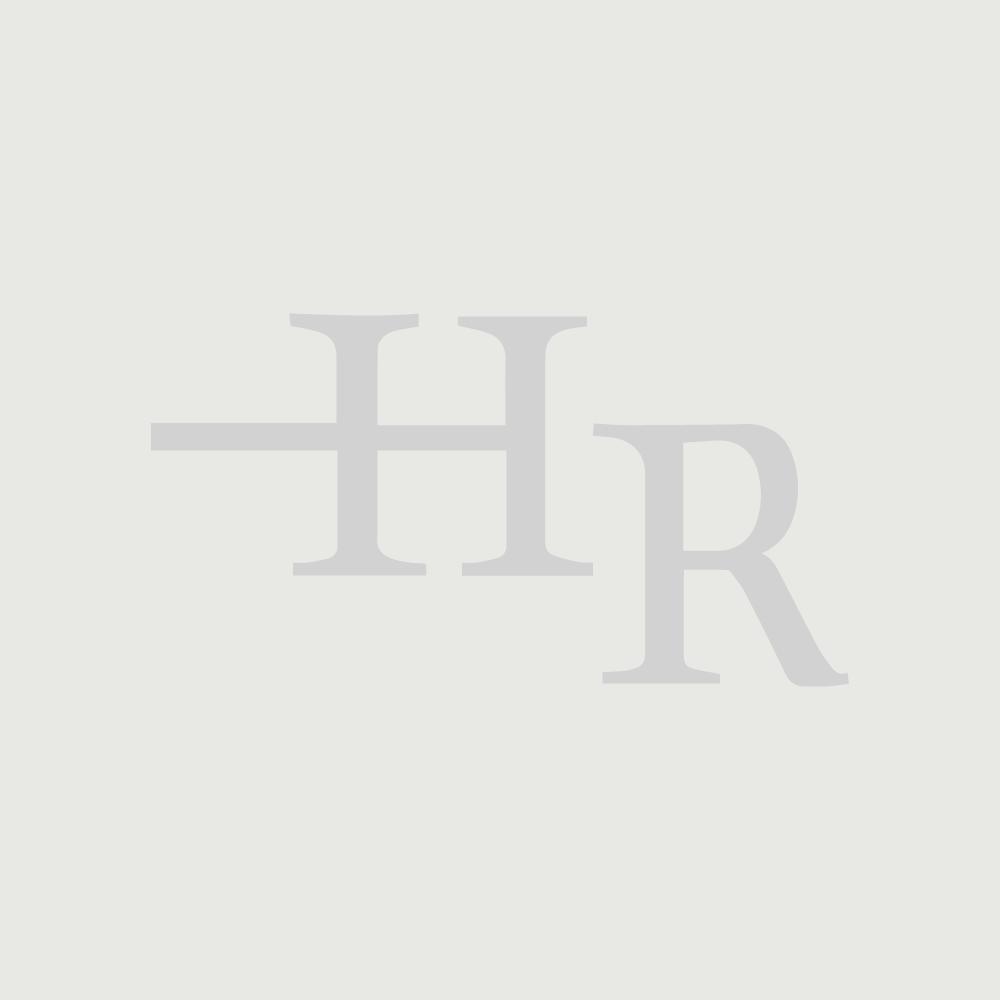 Douches Kit de douche thermostatique 2 fonctions avec inverseur – Bec verseur baignoire – Douchette sur rampe – Bronze huilé - Elizabeth