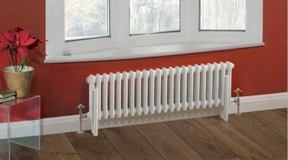 Cr ez un look classique avec nos radiateurs traditionnels for Radiateur fonte deco