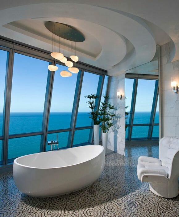 De luxe et de rêve : des salles de bains qui font tourner la tête ...