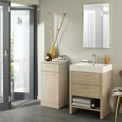 Sos rangement ma salle de bain est trop petite for Petit rangement salle de bain