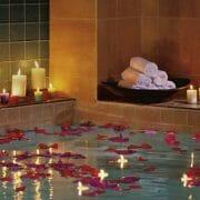 Bienfaits d'un bain d'eau chaude