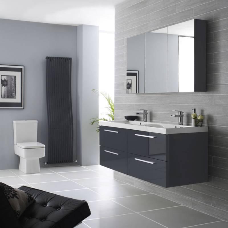 Tendances salle de bain 2016 nos 8 s lections - Meuble salle de bain italienne ...