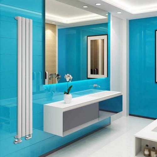 pourquoi opter pour un radiateur vertical hudson reed. Black Bedroom Furniture Sets. Home Design Ideas
