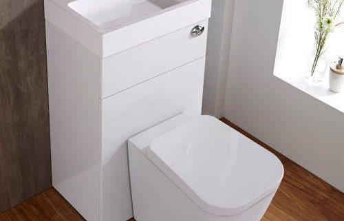 Lave-mains & WC