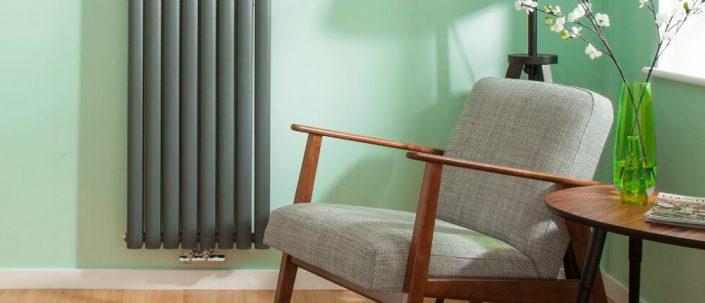 Radiateur design jusque dans les raccords